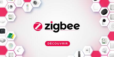 Découvrez des produits Zigbee