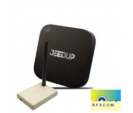 Box domotique Jeedup version RFXCom (Powered by Jeedom) - Wizelec