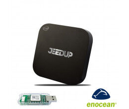 Box domotique Jeedup version EnOcean (Powered by Jeedom) - Wizelec