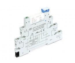 Relais de puissance 230V avec voyant - Commutation 250VAC/6A