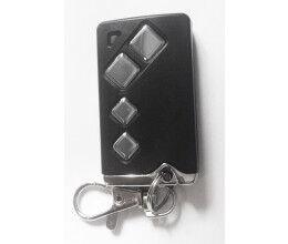 Télécommande 4 touches porte clef - Duplicateur radio 433Mhz