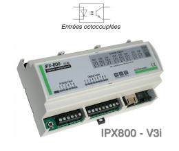 IPX800 V3i Carte relais Webserver  V3i entrées optoisolées - GCE