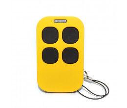 Télécommande Multi Soft Touch Jaune - Creasol