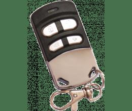 Télécommande 4 touches porte clef - Duplicateur radio Multifréquence