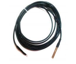 Sonde de température câblée 3 m compatible module encastrable Qubino