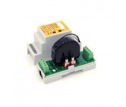 Adaptateur euFIX DIN pour Fibaro FGS-213 (avec boutons) - Eutonomy