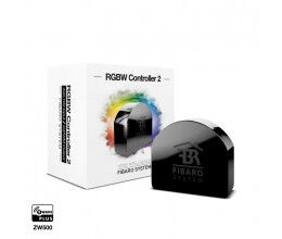 Module contrôleur RGBW version 2 Z-Wave - Fibaro