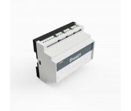 Module 6 Relais contact sec (libre de potentiel) format rail DIN Z-Wave - HeatIt