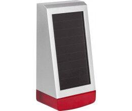 Sirène sans fil solaire et batterie pour extérieur 90dB - Homematic Ip