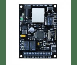 Contrôleur 2 sorties avec analyse température et humidité - IQtronic