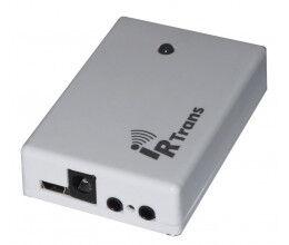 Contrôleur Infra-rouge IRTrans Wifi avec base IR