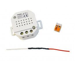 Kit de gestion de chauffage fil pilote en 433 MHz