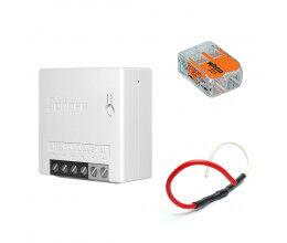 Kit de gestion de chauffage fil pilote en Zigbee compatible jeedom et eedomus
