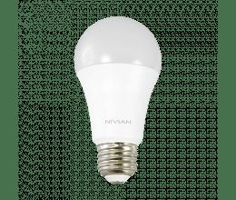 Ampoule E27 connectée WiFi RGB 8W compatible Google Home et Alexa - Nivian