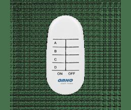 Télécommande 4 canaux sans fil pour prises Orno Smart Home et RFXCom - Orno