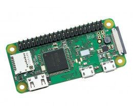 Raspberry Pi Zero WH sans fil avec bornier pré-soudé