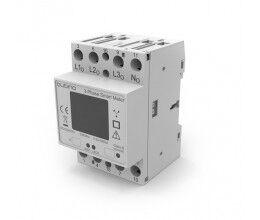 Module rail DIN SmartMeter triphasé Z-Wave+ mesure d'énergie - Qubino