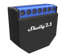 Micromodule 2 relais Wi-Fi encastrable - Shelly