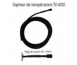 Capteur de température TC-4012 - 2 mètres