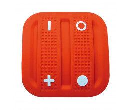 Télécommande sans pile enOcean Ubi'Remote orange - Ubiwizz