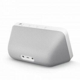 Assistant vocal Amazon Echo Show 5 Blanc avec écran - Amazon