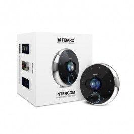 Portier vidéo connecté Fibaro Intercom avec WIFI et RJ45 - FIBARO