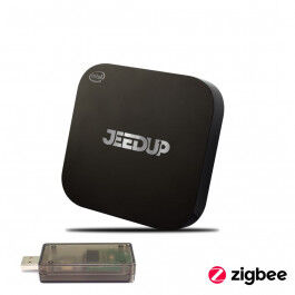 Box domotique Jeedup version Zigbee avec Zigate (Powered by Jeedom) - Wizelec