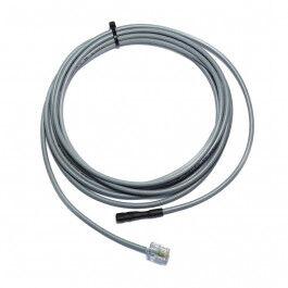 Sonde 1-wire cablée 3 mètres - Version alimentée