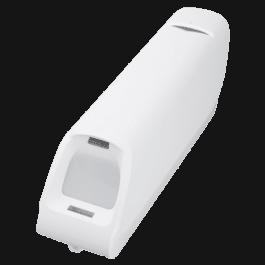 Détecteur de mouvement PIR à faisceau étroit type rideau blanc - Ajax Systems