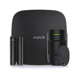 Kit d'alarme professionnel Wi-Fi, 3G et RJ45 Noir - Ajax Systems