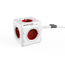 Bloc multiprise PowerCube Extended 3 mètres - Allocacoc