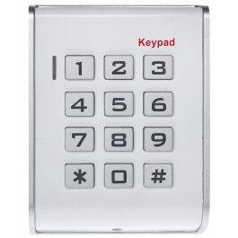 Clavier à code et RFID autonome blanc - ALTO