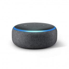 Assistant vocal Amazon Echo DOT Génération 3 Noir - Amazon