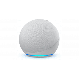 Assistant vocal Amazon Echo Dot 4 couleur Blanc - Amazon