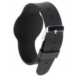 Bracelet RFID couleur noir compatible Mifare 13.56Mhz - Atlo