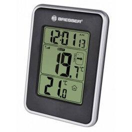 Station météo avec température et écran LCD - Bresser