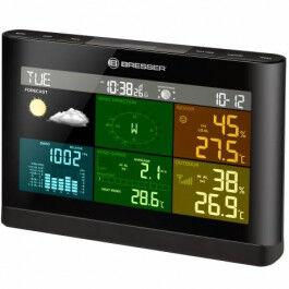 Station météo 5 en 1 avec anémomètre et écran couleur compact  - Bresser