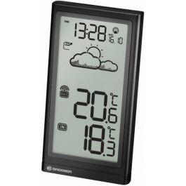 Station météo avec thermomètre et grand écran LCD - Bresser