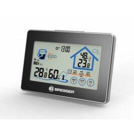 Thermomètre et Hygromètre avec indicateur de ventilation - Bresser