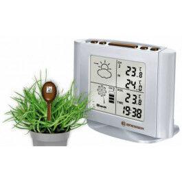Station météo avec indicateur d'arrosage pour intérieur - Bresser