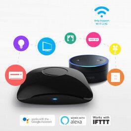 Télécommande RF et IR wifi RMPRO 4 (nouvelle version) - Broadlink