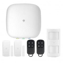 Système d'alarme domotique avec connexion Wifi / GPRS - Chuango