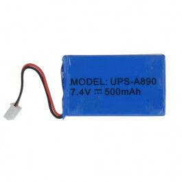 Batterie de secours lithium compatible avec WS-108 - Chuango