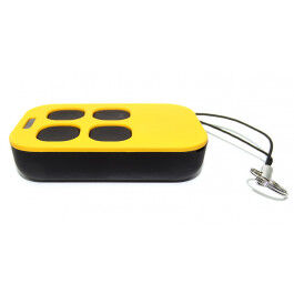 Télécommande Muli Soft Touch Jaune - Creasol