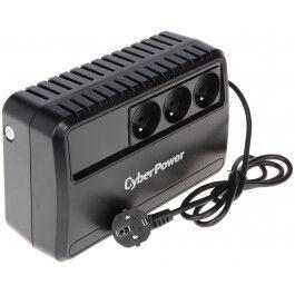 Onduleur 3 prises 650VA Line Interactive - CyberPower