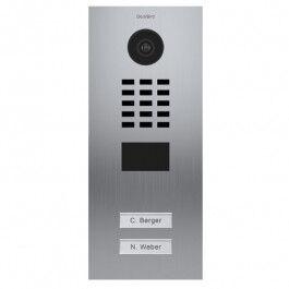 Portier vidéo connecté encastré D2102V - DoorBird