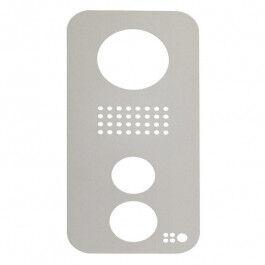 Plaque frontale pour DoorBird D10x, édition acier inoxydable - DorrBird