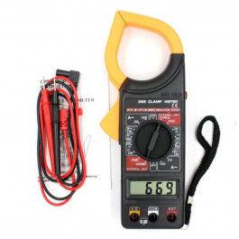 Multimètre avec pince ampèremetrique DT266