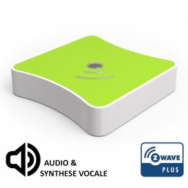 Contrôleur domotique Z-Wave eeDomus Plus - Connected Object