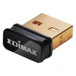 Adaptateur Nano USB2.0 EDIMAX WIFI 150Mbps (EW-7811UnV2) - Edimax